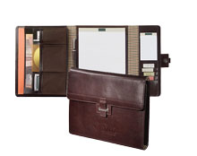 Mahogany Leather Portfolio