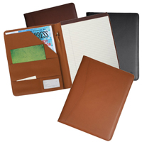 Writing Leather Portfolio